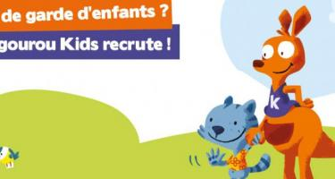 Kangourou Kids Paris 12ième recrute!